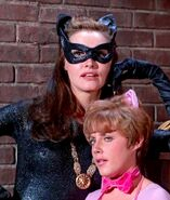 Catwoman and Pussycat