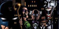 Justice League of Arkham