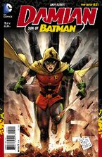 Damian - Son of Batman Vol 1-1 Cover-2