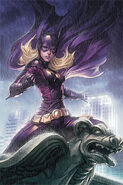 Batgirl Stephanie Brown
