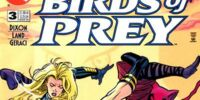 Birds of Prey Issue 3