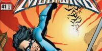 Nightwing (Volume 2) Issue 41