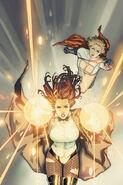 Zatanna and Power Girl