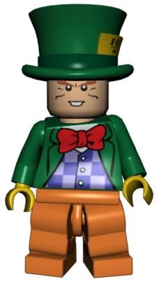 Sombrerero Loco LEGO Batman El