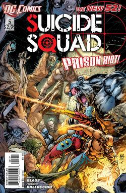 Suicide Squad Vol 4-5 Cover-1