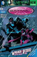 Batman Incorporated Vol 2-4 Cover-4