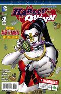 Harley Quinn Vol 2 Annual-1 Cover-1