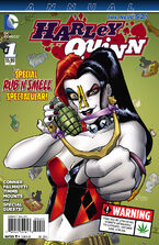 Harley Quinn Vol 2 Annual-1 Cover-1