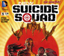 New Suicide Squad (Volume 1) Issue 5