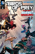 Birds of Prey Vol 3-26 Cover-1
