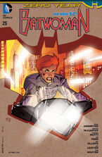 Batwoman Vol 1-25 Cover-1