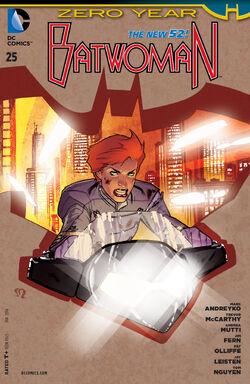 Batwoman Vol 1-25 Cover-1