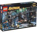 7783 The Batcave: The Penguin & Mr. Freeze's Invasion