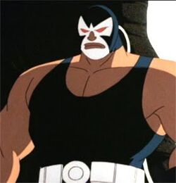 Bane animated