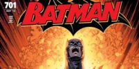 Batman Issue 701