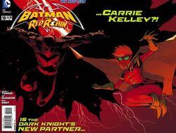 Batman and Robin Vol 2-19 Cover-1