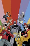 Batman Incorporated Vol 2-Special-1 Cover-1 Teaser