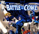 Batman: Battle for The Cowl 1