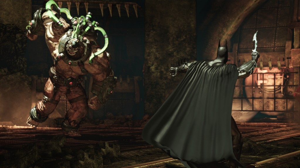Image result for batman arkham asylum bane