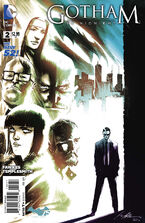 Gotham by Midnight Vol 1-2 Cover-2