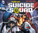 New Suicide Squad (Volume 1) Issue 8