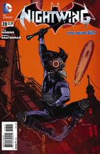 Nightwing Vol 3-28 Cover-2