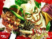 Joker billboard arkhamcity by chuckdee-d46yyaw