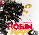 Robin War (Volume 1) Issue 2