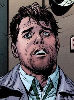 Earth 1 Harvey Bullock