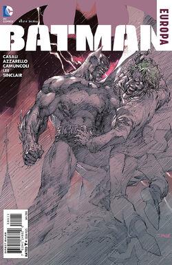 Batman Europa Vol 1-1 Cover-1