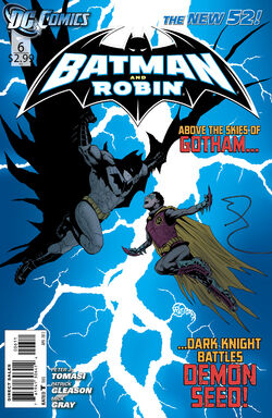 Batman and Robin Vol 2-6 Cover-1
