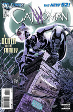Catwoman Vol 4-4 Cover-1