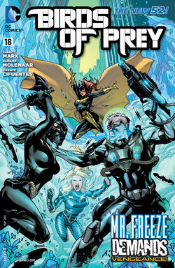Birds of Prey Vol 3-18 Cover-1