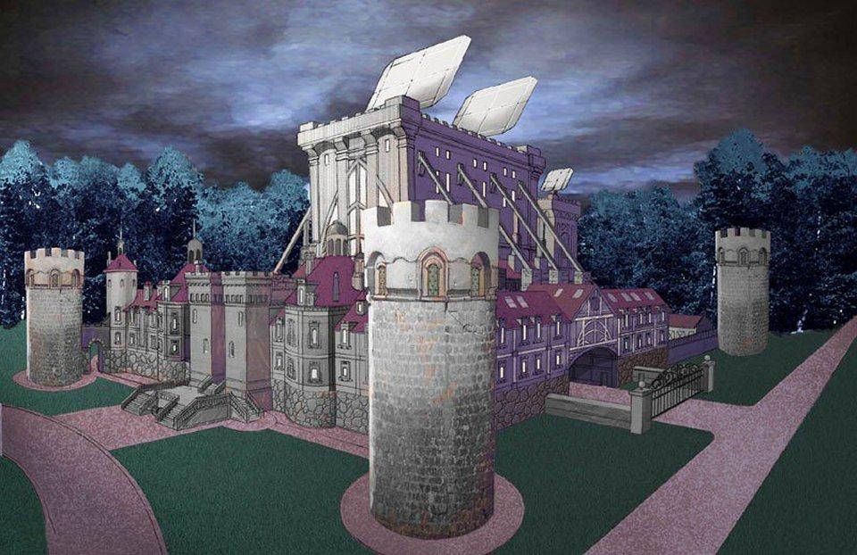 Wayne Manor - Batman Wiki - Wikia