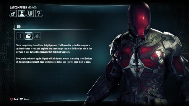 File:Batman Arkham Knight Character Bios Red Hood.jpg