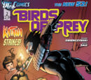 Birds of Prey (Volume 3) Issue 2