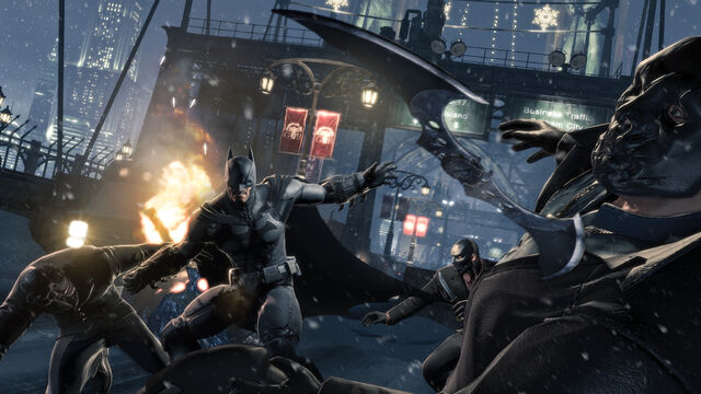 File:BatmanArkhamOriginsFirstBatarangScreenshot.jpg