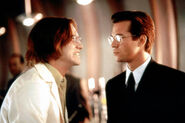 Batman Forever - Bruce Wayne with Edward Nygma