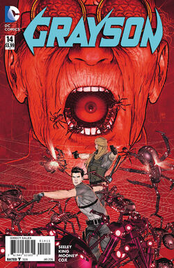 Grayson Vol 1-14 Cover-1