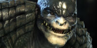 Killer Croc (Batman: Arkham Origins)