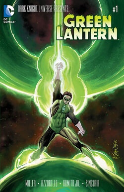The Dark Knight Universe Presents Green Lantern Vol 1-1 Cover-1