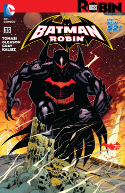 Batman and Robin Vol 2-35 Cover-1