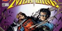 Nightwing (Volume 2) Issue 22