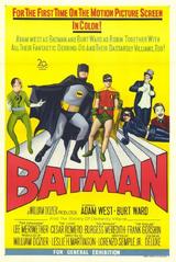 Batman film poster