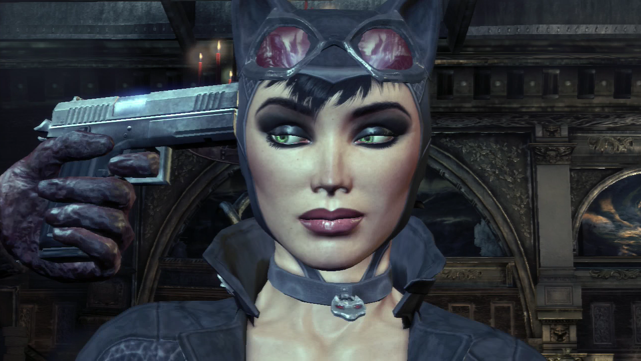 Batman arkham city catwoman mods erotica images