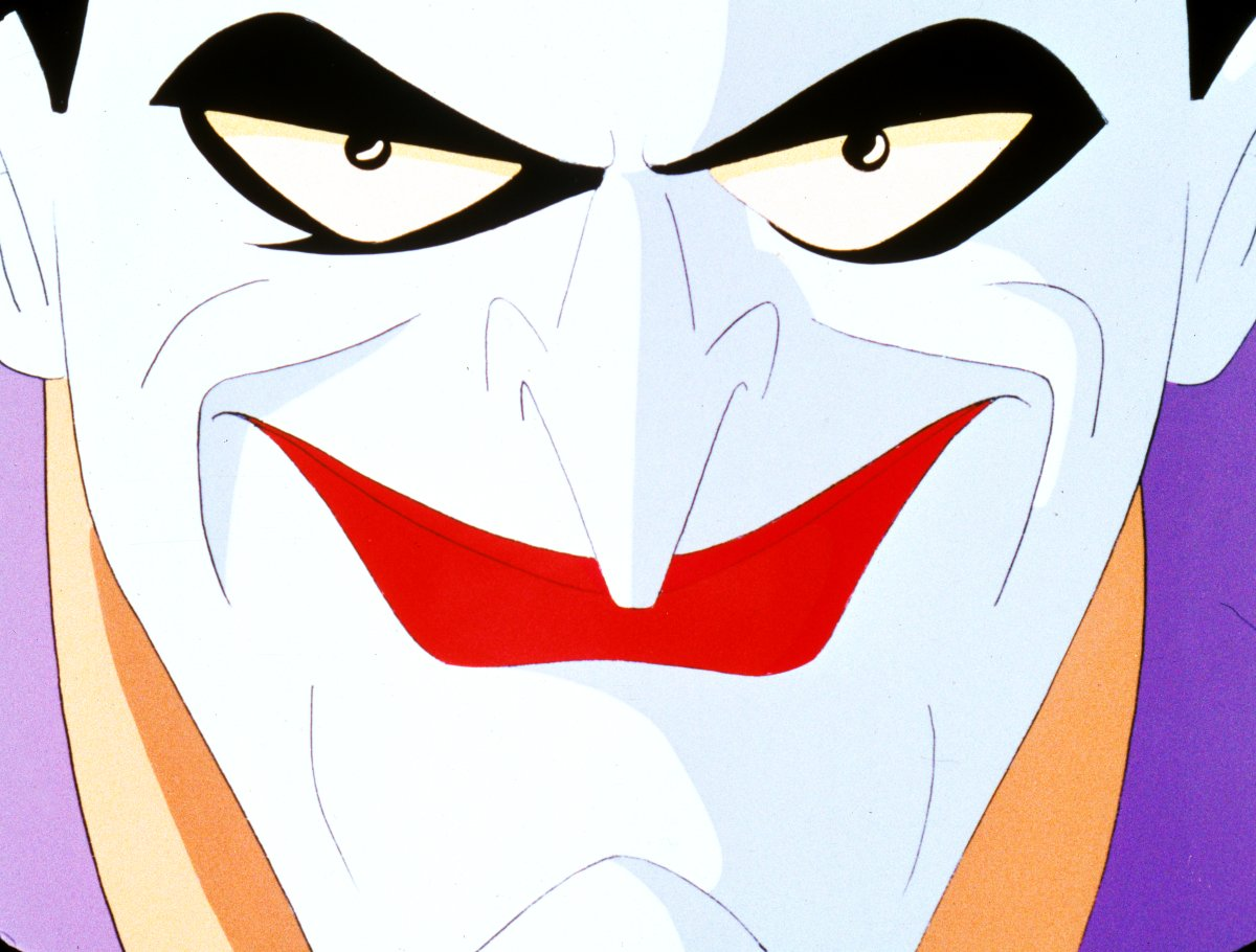 Batman Mask Of The Phantasm Joker Origin