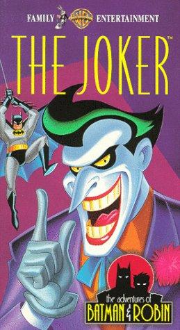 The Adventures of Batman & Robin: The Joker | Batman:The ...
