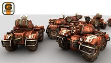 T lighttank