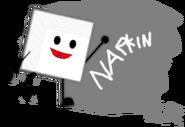 Napkin fanart