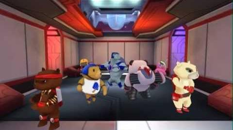 Battle Bears Harlem Shake Y'ALLLLLLL